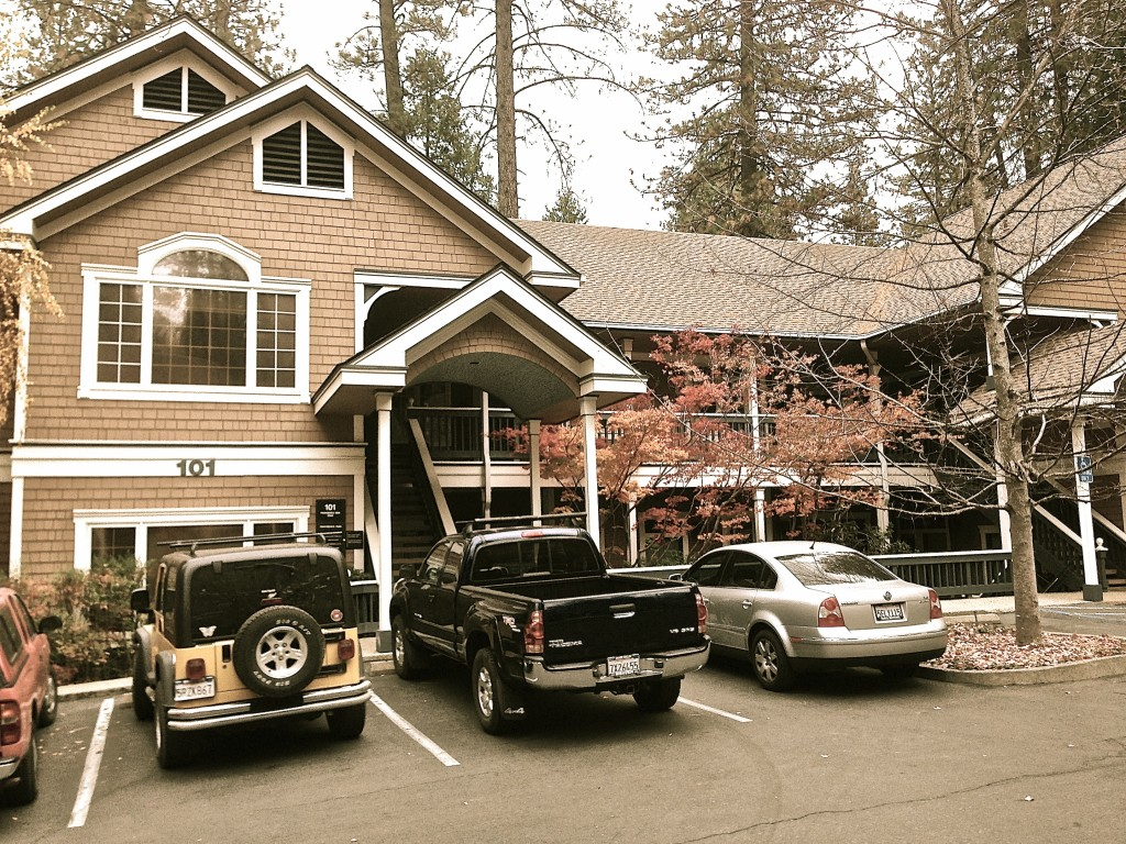 Barrett PM is Located at 101 Providence Mine Road, Suite 103F in the Providence Park Plaza in Nevada City, CA.