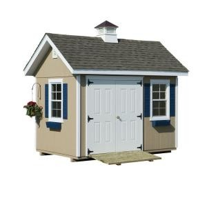 Home Depot's Fancy Storage Shed for $3,500+