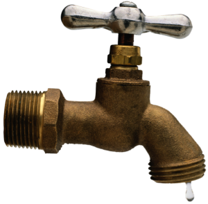 Hot and cold running water are a requirement of a residential rental in Grass Valley, CA.